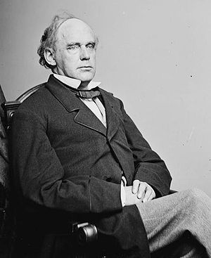 Salmon P. Chase - Chase as U.S. Secretary of the Treasury