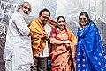 SP Balasubrahmanyam Felicitates KJ Yesudas.jpg