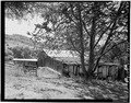 STABLES, LOOKING NORTHWEST - Picchetti Winery, 13100 Montebello Road, Cupertino, Santa Clara County, CA HABS CAL,43-CUP,2-6.tif