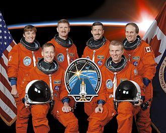 Heidemarie Stefanyshyn-Piper - STS-115 crew