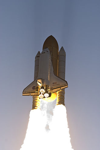 STS-124 - Discovery launches with Kibo