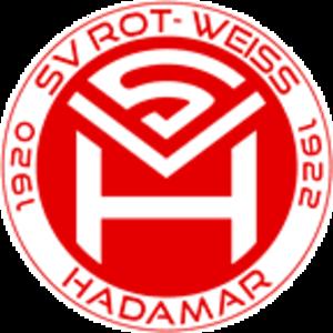 SV Rot-Weiß Hadamar - Image: SV Rot Weiß Hadamar