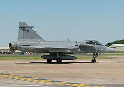 SAAB JAS 39C Gripen of the Czech Air Force