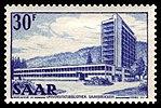 Saar 1952 332 Universitätsbibliothek Saarbrücken.jpg