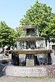 Saarbrücken, Brunnen am Obertor.jpg