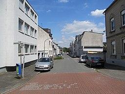 Saarstraße in Duisburg