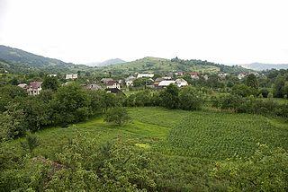 Săcel, Harghita Commune in Harghita, Romania