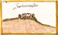 Sachsenweiler, Backnang, Andreas Kieser.png