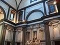 Sagristia Nova de Miquel Àngel, Florència.JPG