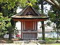 Saidaiji (Nara) Ishiraku-jinja2.jpg