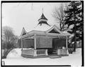 Sailors' Snug Harbor, Bandstand, Richmond Terrace, New Brighton, Richmond County, NY HABS NY,43-NEWBR,1C-1.tif