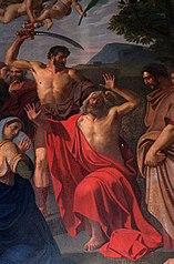 the martyrdom of Saint Pons