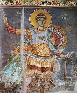 26 octobre Saint Demetrios de Thessalonique 260px-Saint_Demetrius_of_Protat