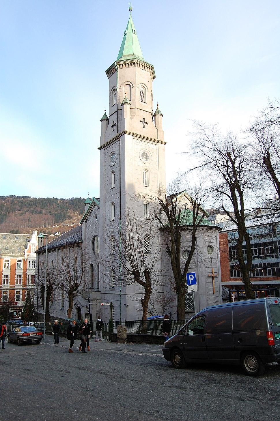 Saint Paul Church Bergen Norway 2009 1
