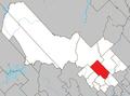 Sainte-Thècle Quebec location diagram.png