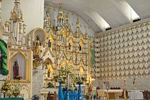 Saints Peter and Paul Cathedral (Calbayog City in the Philippines) Altar.jpg