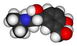 Salbutamol-3D-vdW.png
