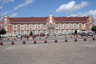 Sallaumines - Town hall of Sallaumines