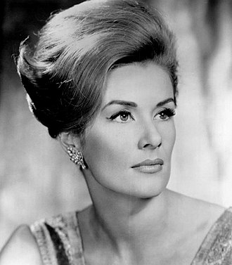 Sally Ann Howes - Howes in 1965.