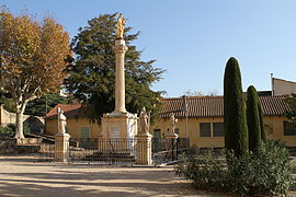 Glise saint laurent de salon de provence wikimonde - Mairie de salon de provence recrutement ...
