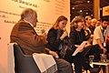 Salon du livre de Paris, 2013 goytisolo ibarz (8900893394).jpg