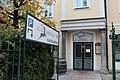 Salzburg - Elisabeth-Vorstadt - Saint-Julien-Straße 21-23 (Hotel Zum Hirschen) - 2013 11 20 - Eingang Elisabethstraße.jpg