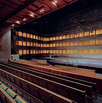 Salzburg Festival - Felsenreitschule theatre