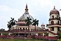 Samadhi Mandir of Srila Prabhupada, Mayapur 07102013 01.jpg