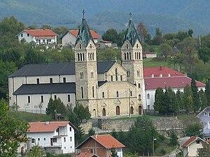 Franciscan Province of Bosna Srebrena - Guča Gora Monastery