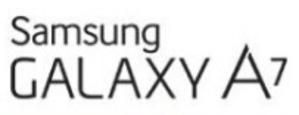 Samsung Galaxy A7 (2015) - Image: Samsung Galaxy A Series