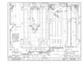 San Carlos Presidio Church, 550 Church Street, Monterey, Monterey County, CA HABS CAL,27-MONT,1- (sheet 9 of 28).png