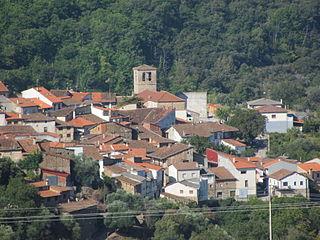 San Esteban de la Sierra Municipality in Castile and León, Spain