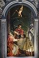 San Giacomo dall'Orio (Venice) - San Lorenzo, San Giuliano e San Prospero, (1581), di Paolo Veronese.jpg