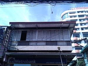 San Nicolas, Manila - Image: San Nicolas, Manila Ancestral Houses (7)