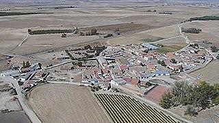 San Pablo de la Moraleja Place in Castile and León, Spain