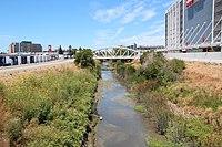 San Tomas Aquino Creek near Levi's Stadium.JPG