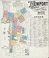 Sanborn Fire Insurance Map from Newport, Newport County, Rhode Island. LOC sanborn08092 002-1.jpg