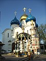 Sanctified spring and a chapel above it - panoramio.jpg