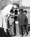 Sanitary class, Stanfield, AZ (9465479833).jpg