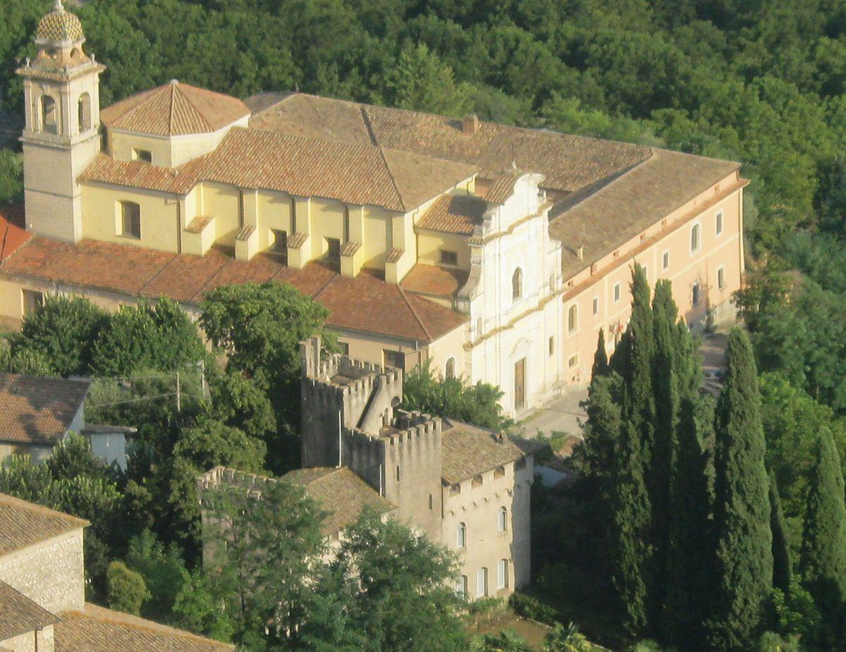 Convento di san nicola alvito wikipedia for Interno a un convento