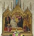 Sant'Andrea (Siena), int., polittico di giovanni di paolo.JPG