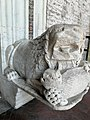 Santi Giovanni e Paolo, lion.jpg