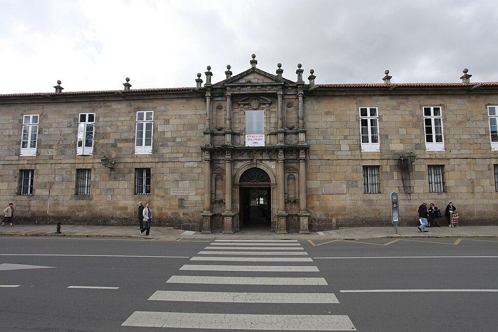 Santiago de Compostela. IES Rosalía de Castro