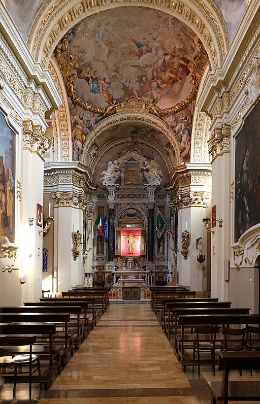 Santuario di Santa Caterina in Siena Italy