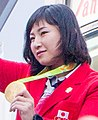 Sara Dosho, Japanese wrestler.jpg