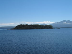 Macquarie Harbour Penal Station - Image: Sarah Island