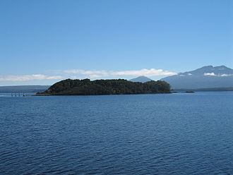 Macquarie Harbour - Sarah Island in Macquarie Harbour.