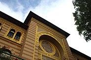 Sarajevo, průčelí Fakulty islámských věd