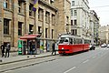 Sarajevo Tram-712 Line-1 2011-10-28 (6).jpg