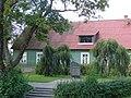Sarkanās armijas brāļu kapi Andrupenē (17 karavīri), Andrupene, Andrupenes pagasts, Dagdas novads, Latvia - panoramio.jpg